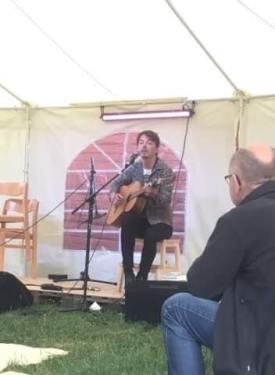 Anton Höber (Folkärna folkfest 2018)