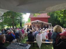 Avesta Spelmanslag (Folkärna folkfest 2018)