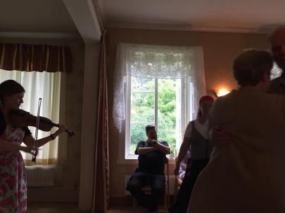 Ellinor Fritz (Folkärna folkfest 2018)
