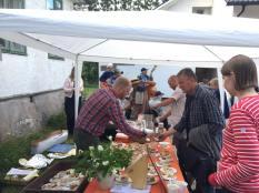 Fika (Folkärna folkfest 2018)