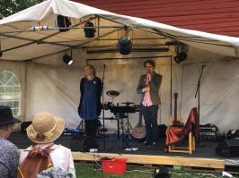 Invigning (Folkärna folkfest 2018)